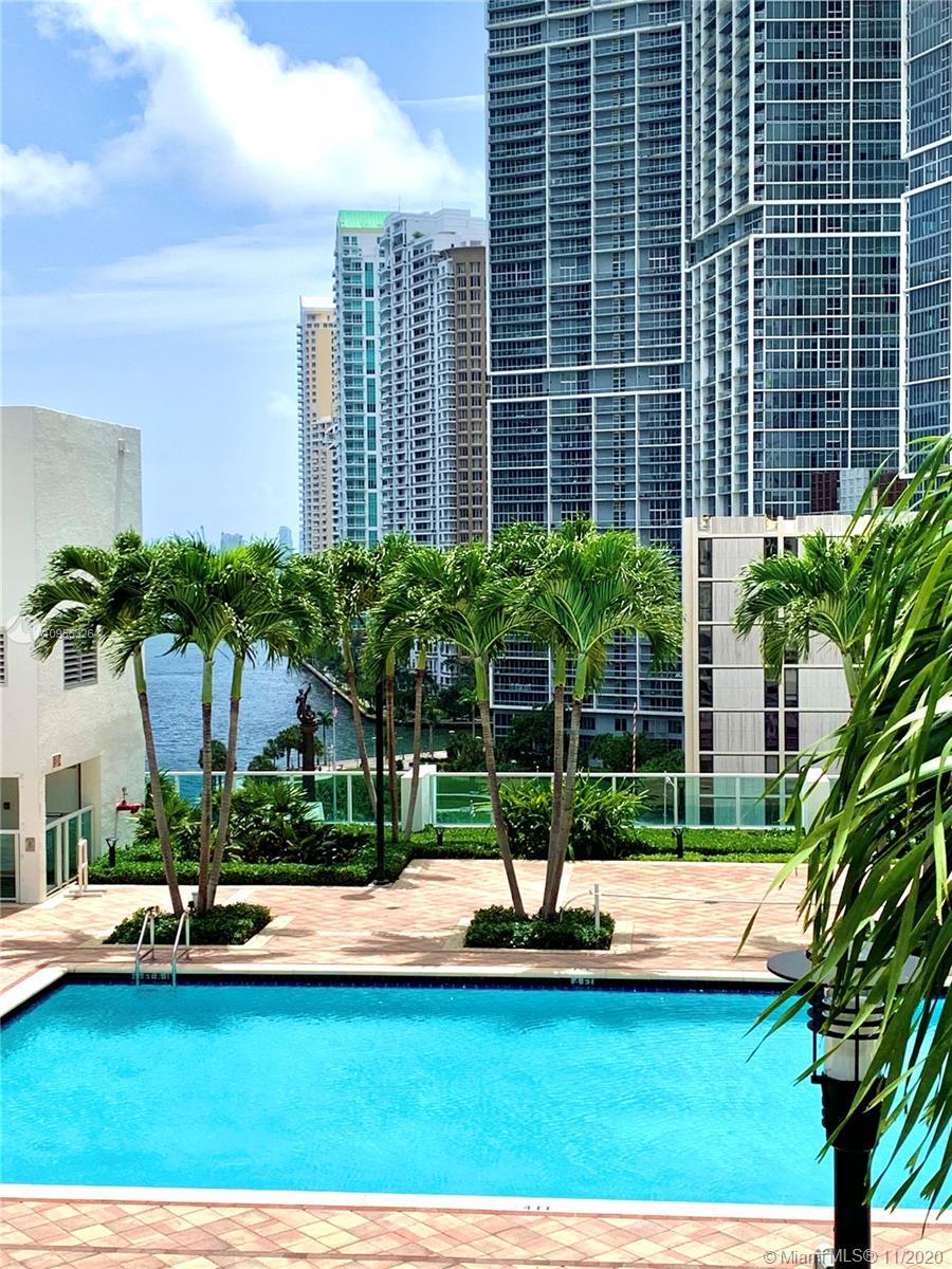Brickell on the River North Tower #1404 - 31 SE 5th St #1404, Miami, FL 33131