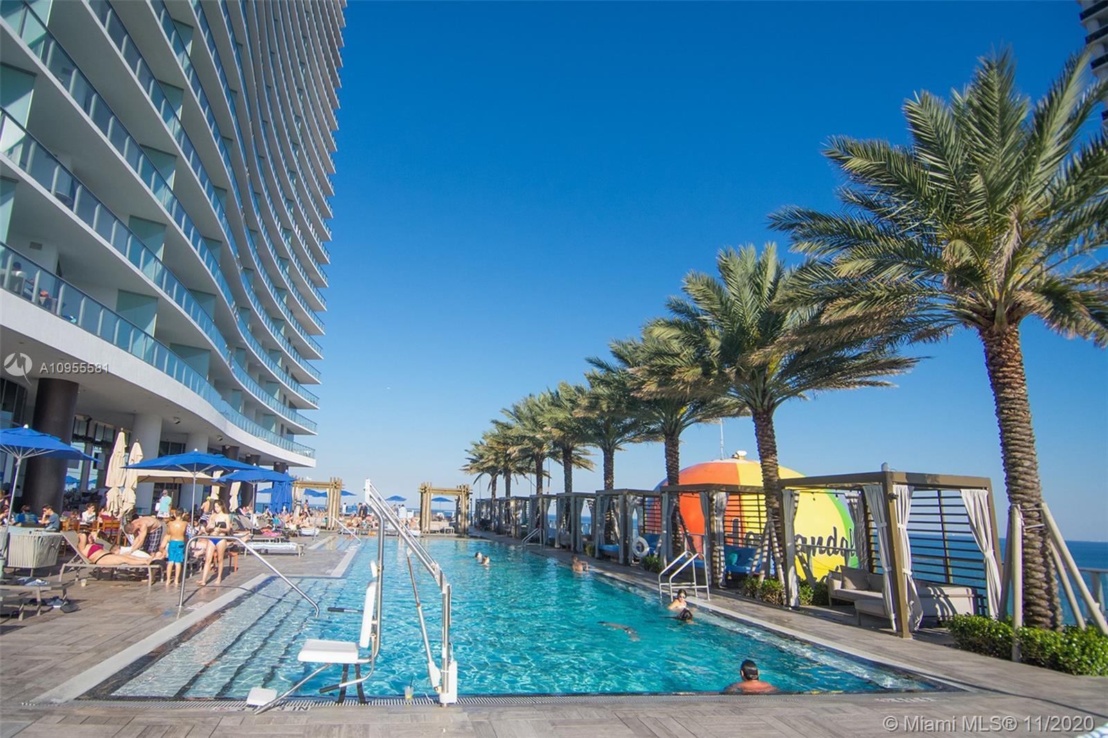 Hyde Beach #3710 - 4111 S Ocean Dr #3710, Hollywood, FL 33019