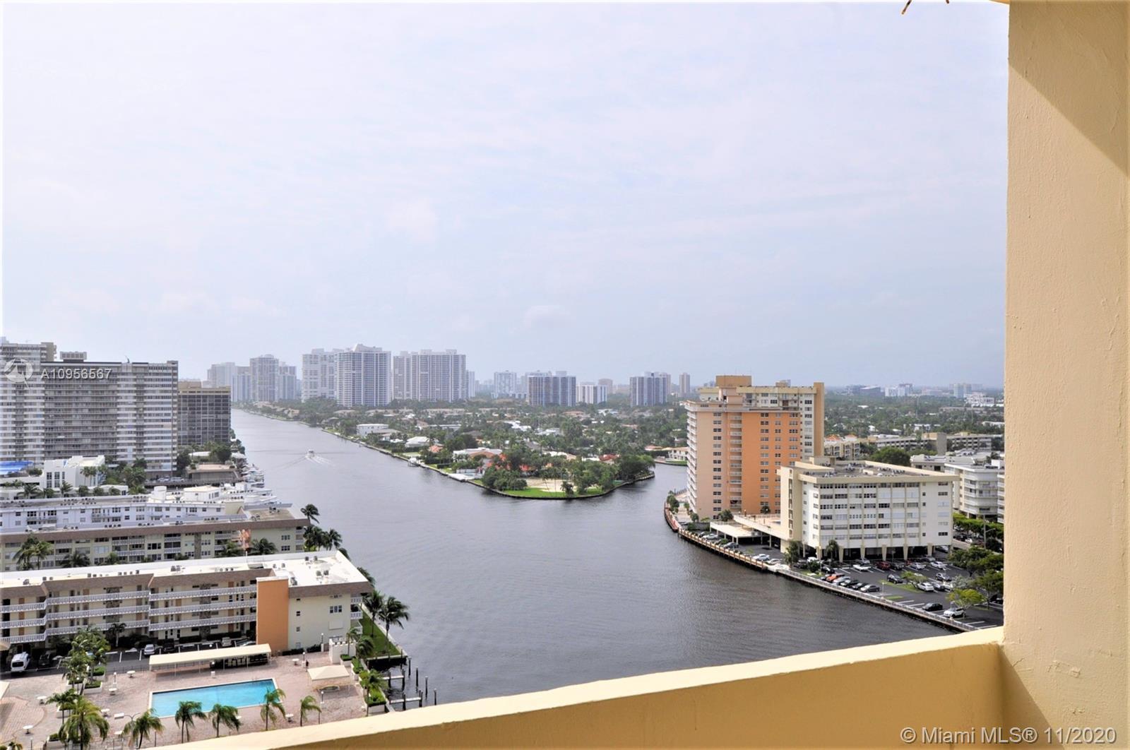 Plaza North Tower #10 - 1833 S Ocean Drive #10, Hallandale Beach, FL 33009
