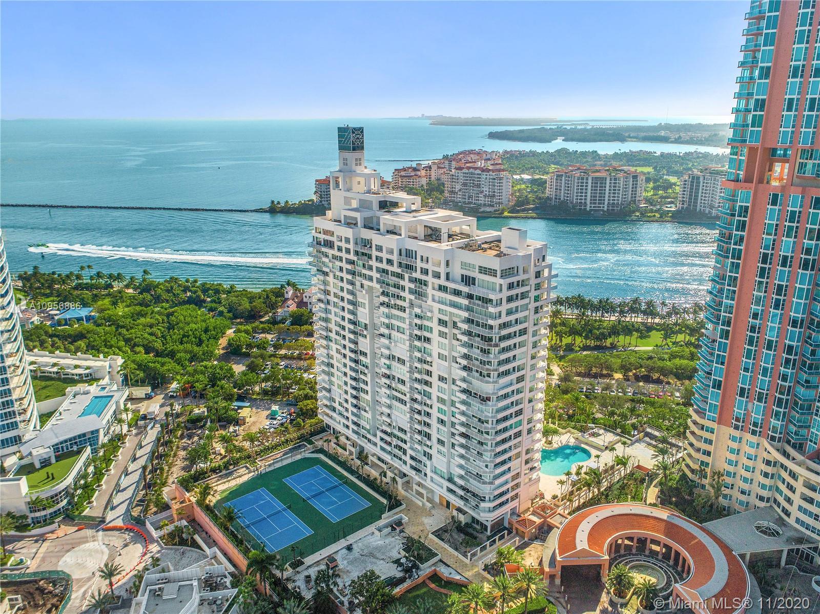 South Pointe Tower #2010 - 400 S Pointe Dr #2010, Miami Beach, FL 33139