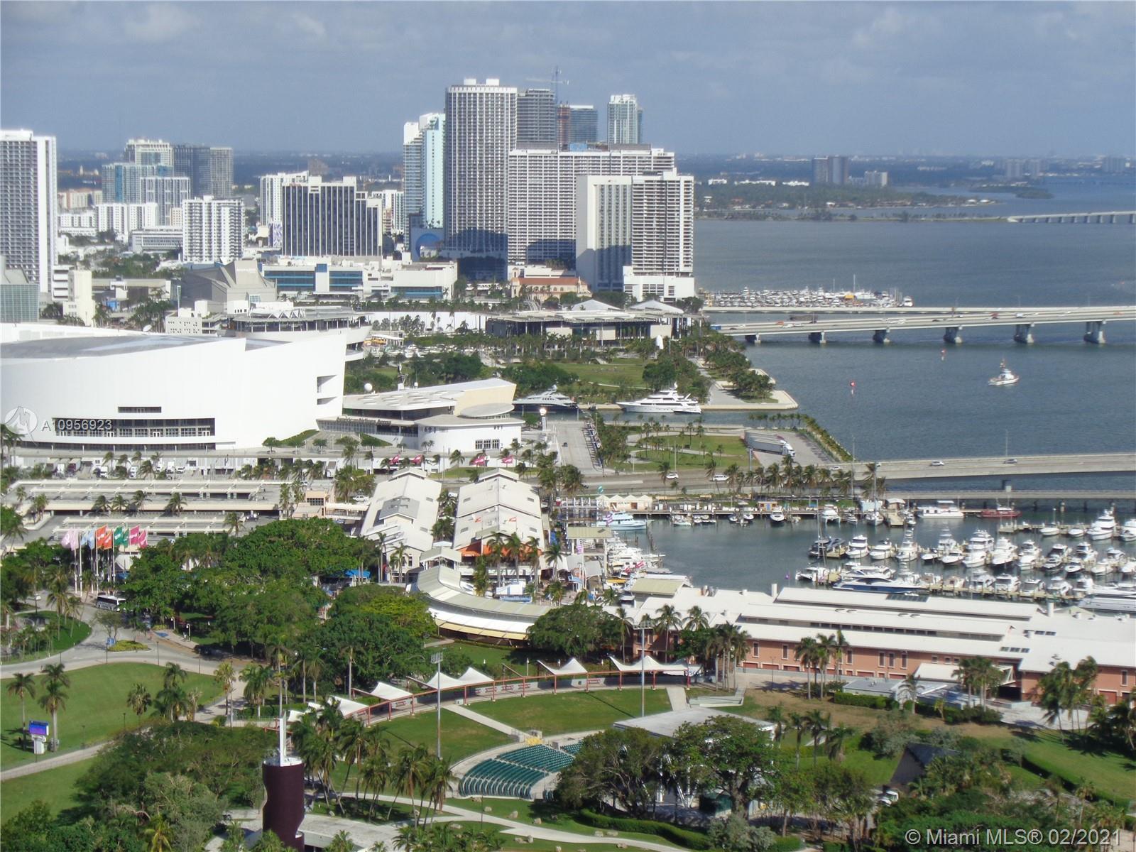 One Miami West #4318 - 325 S Biscayne Blvd #4318, Miami, FL 33131