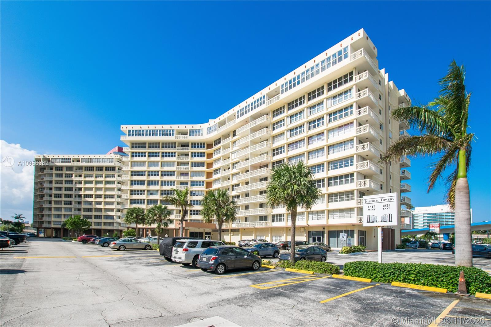 Imperial Towers Two #817 - 1817 S Ocean Dr #817, Hallandale Beach, FL 33009