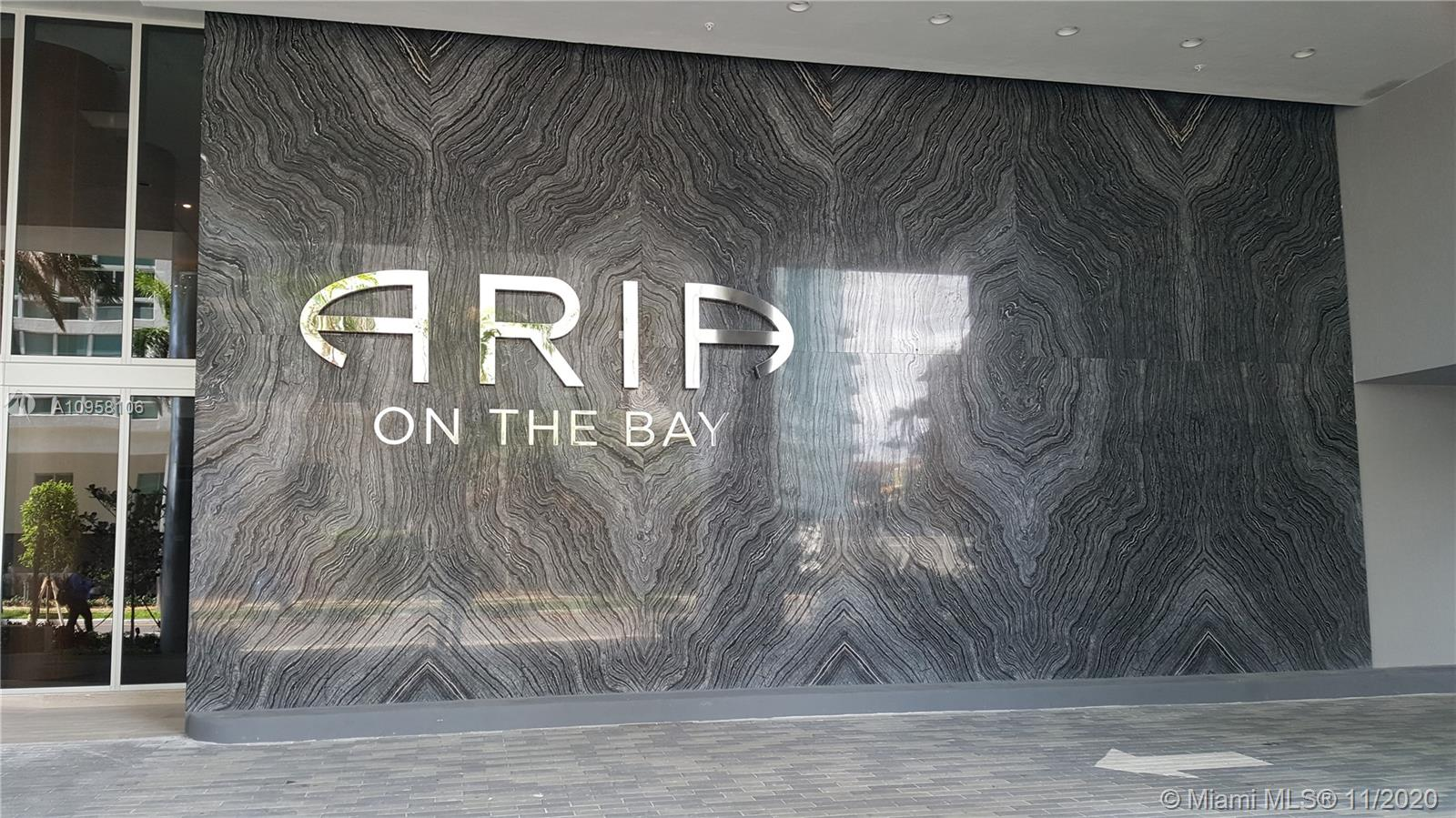 Aria on the Bay #CU-4 - 488 NE 18th St #CU-4, Miami, FL 33132