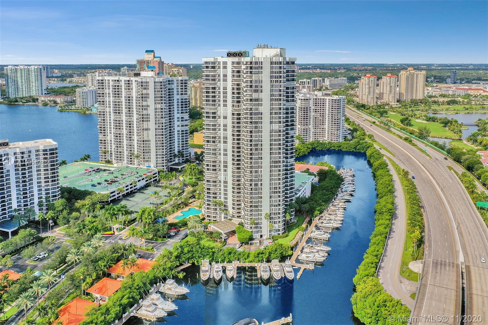 Mystic Pointe Tower 400 #2101 - 3500 Mystic Pointe Dr #2101, Aventura, FL 33180