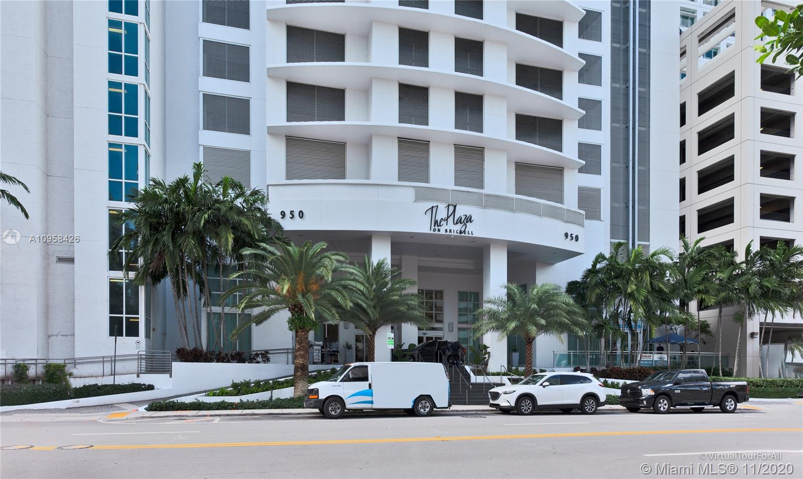 The Plaza on Brickell 1 #4210 - 950 Brickell Bay Dr #4210, Miami, FL 33131