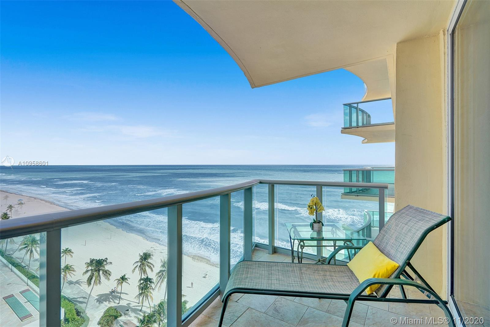 The Wave #1409 (available Sept 6) - 2501 S Ocean Dr #1409 (available Sept 6), Hollywood, FL 33019
