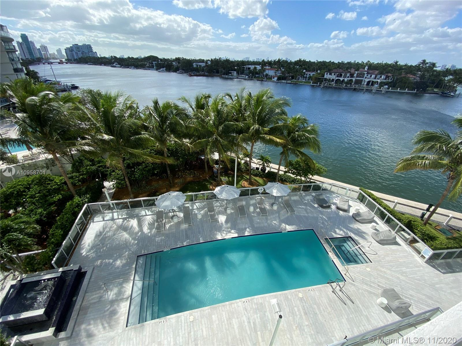 Eden House #506 - 6700 Indian Creek #506, Miami Beach, FL 33141
