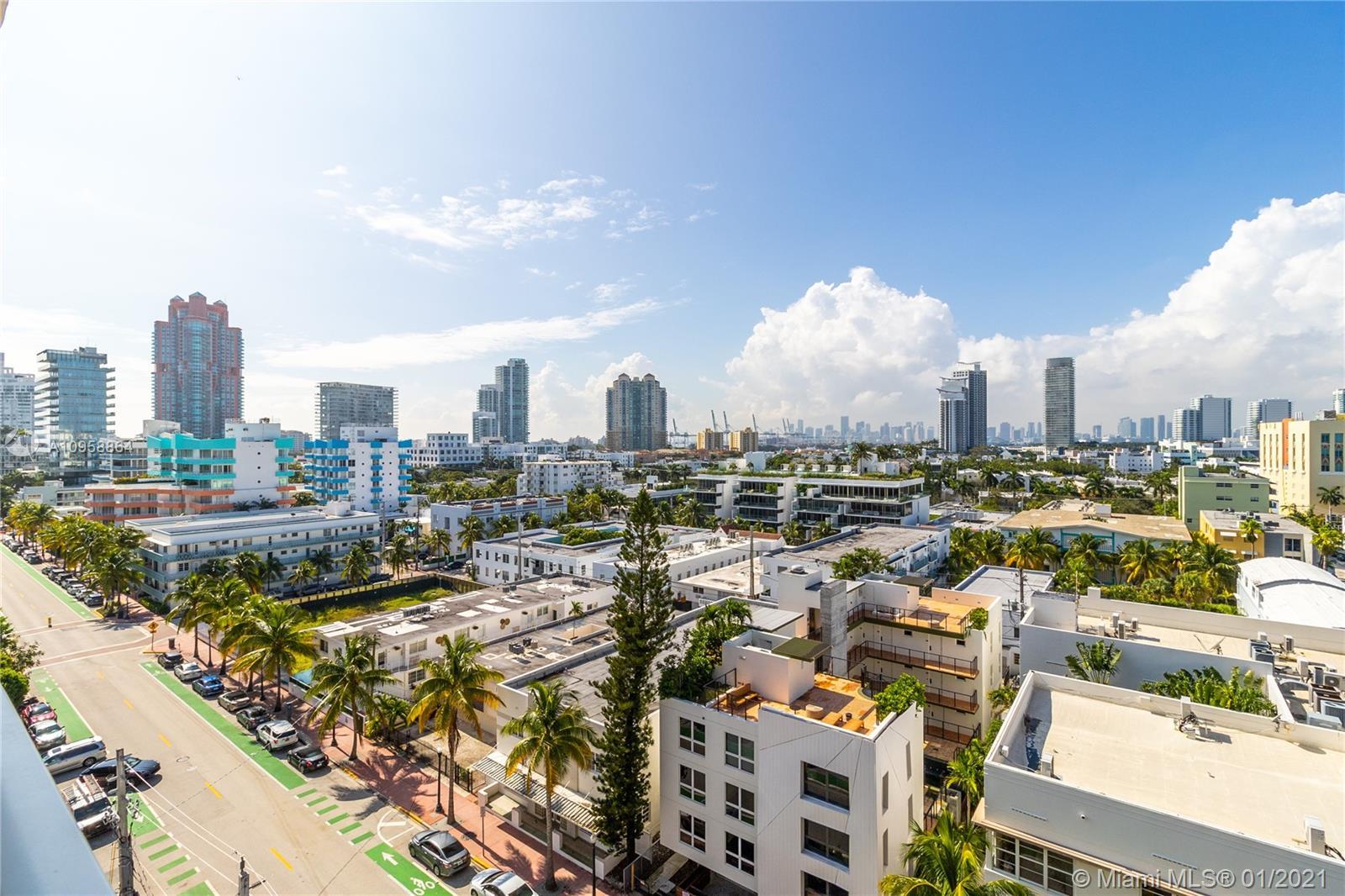 Ocean Point #1003 - 345 Ocean Dr #1003, Miami Beach, FL 33139