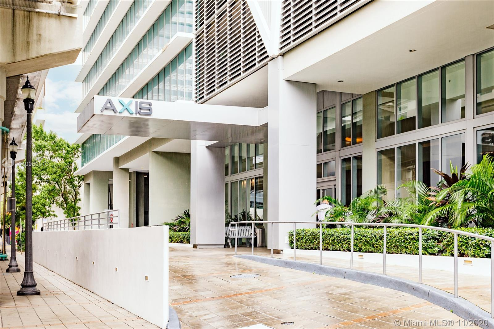 Axis on Brickell North Tower #3216-N - 1111 SW 1st Ave #3216-N, Miami, FL 33130