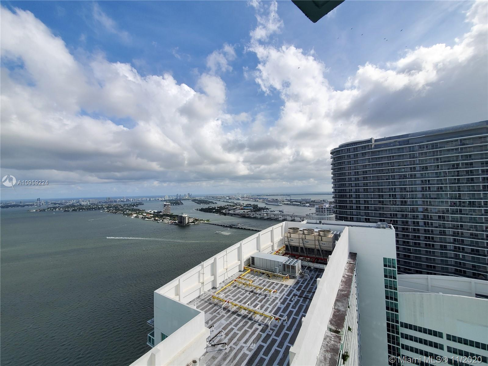 Quantum on the Bay #4505 - 1900 N Bayshore Dr #4505, Miami, FL 33132