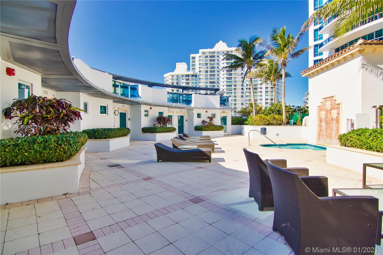 Photo of 5959 Collins Ave #1201 listing for Sale