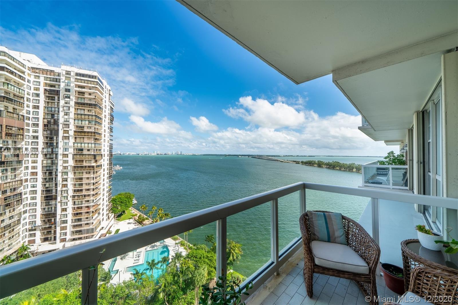 Brickell Townhouse #17E - 2451 Brickell Ave #17E, Miami, FL 33129