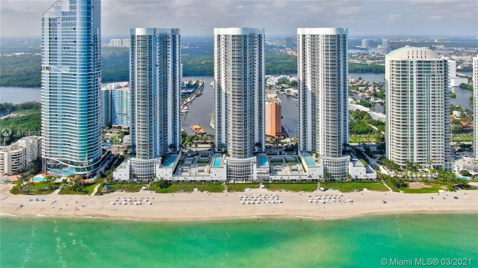 Trump Tower II #4005(3.5%) - 15901 Collins Ave #4005(3.5%), Sunny Isles Beach, FL 33160
