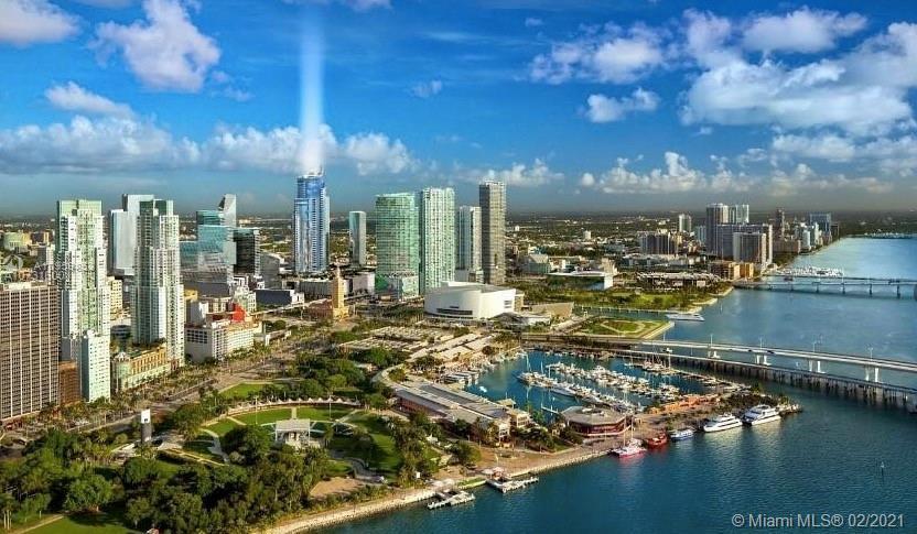 Paramount Miami Worldcenter #1105 - 851 NE 1st Ave #1105, Miami, FL 33132