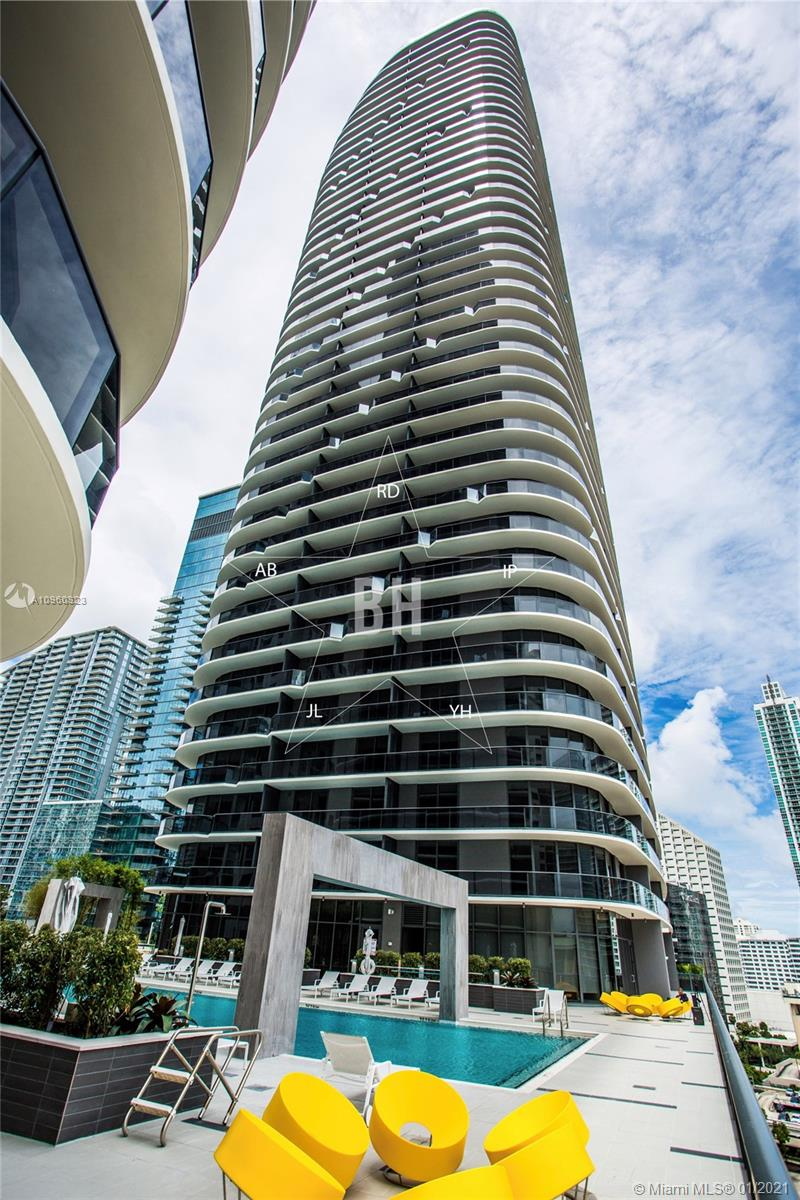 Brickell Heights West Tower #1609 - 55 SW 9th St #1609, Miami, FL 33130