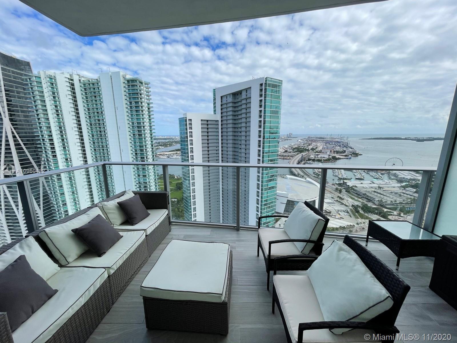 Paramount Miami Worldcenter #4307 - 851 NE 1st Ave #4307, Miami, FL 33132