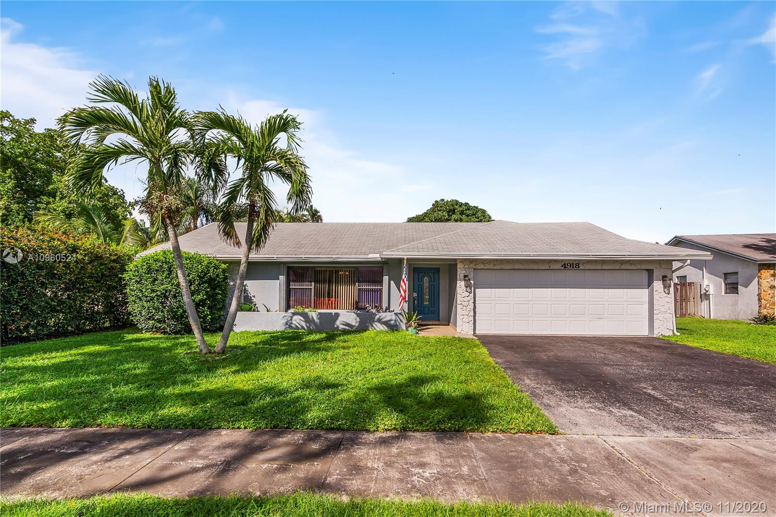 4918 SW 11th Pl, Margate, Florida 33068, 3 Bedrooms Bedrooms, 3 Rooms Rooms,2 BathroomsBathrooms,Residential,For Sale,4918 SW 11th Pl,A10960524
