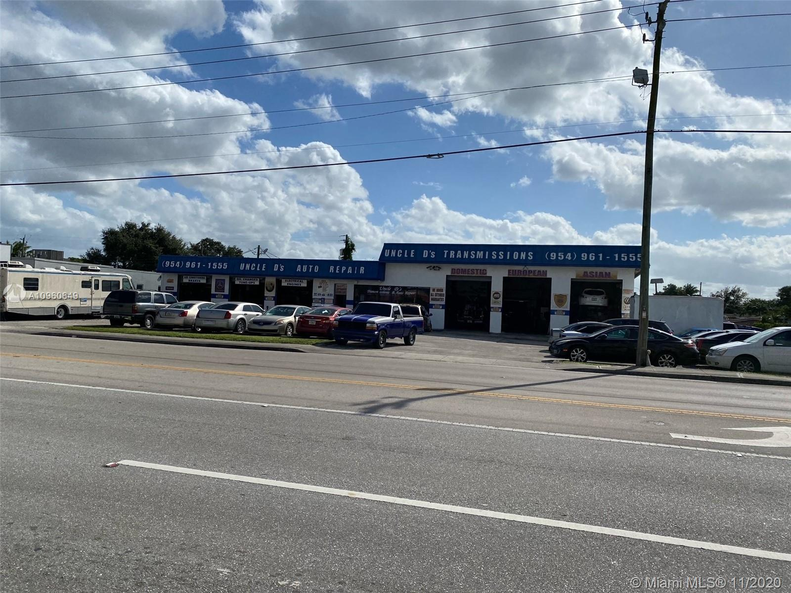 6596 Taft St, Hollywood, Florida 33024, ,Commercial Sale,For Sale,6596 Taft St,A10960649