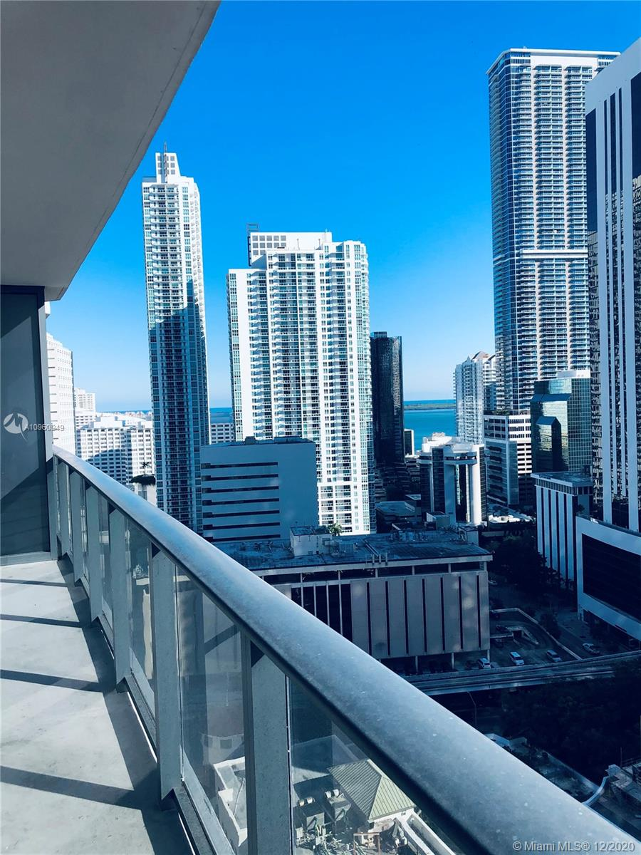 Brickell Heights East Tower #2004 - 45 SW 9th St #2004, Miami, FL 33130