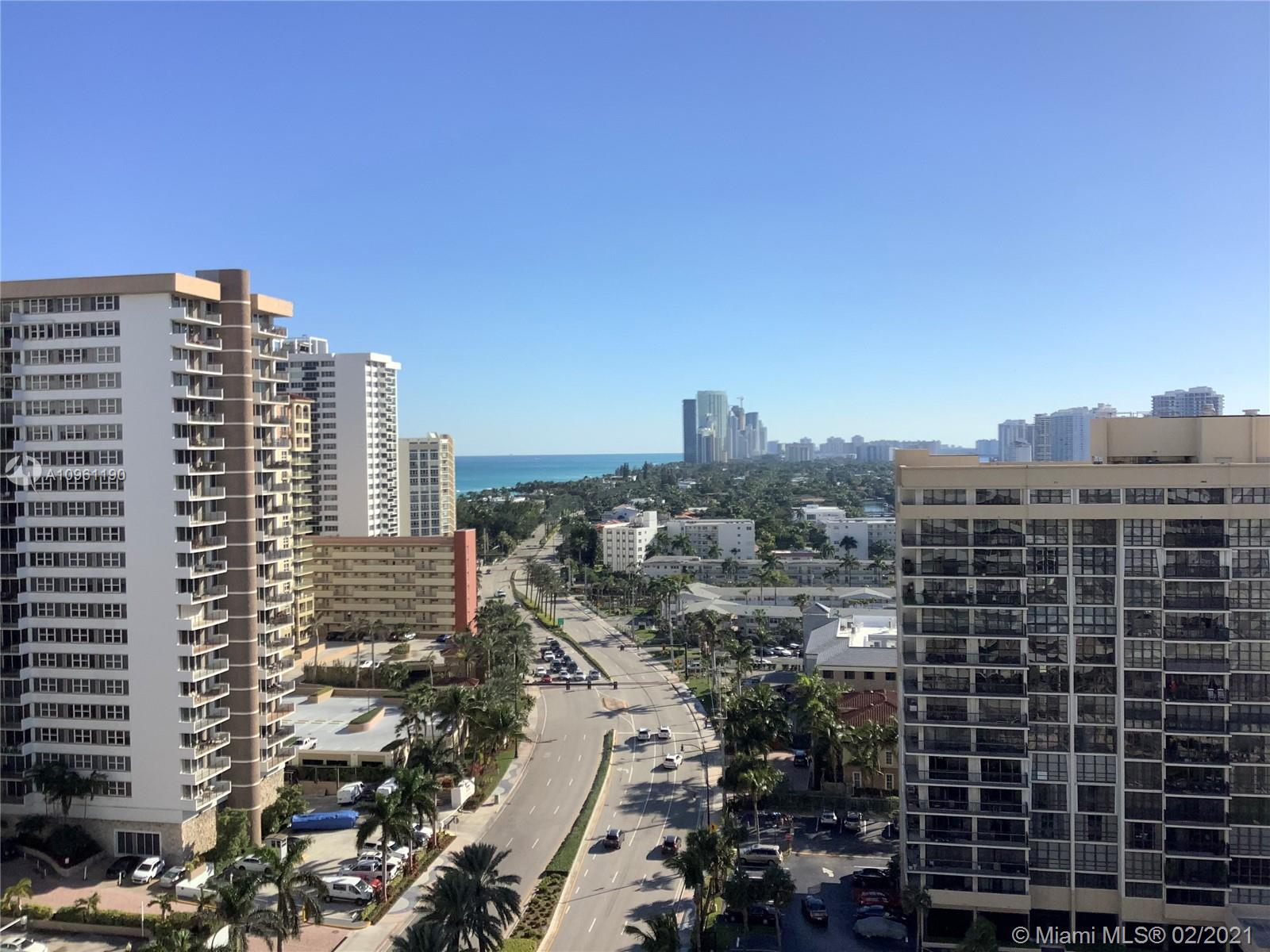 The Hemispheres Four #16Q - 1985 S Ocean Dr #16Q, Hallandale Beach, FL 33009