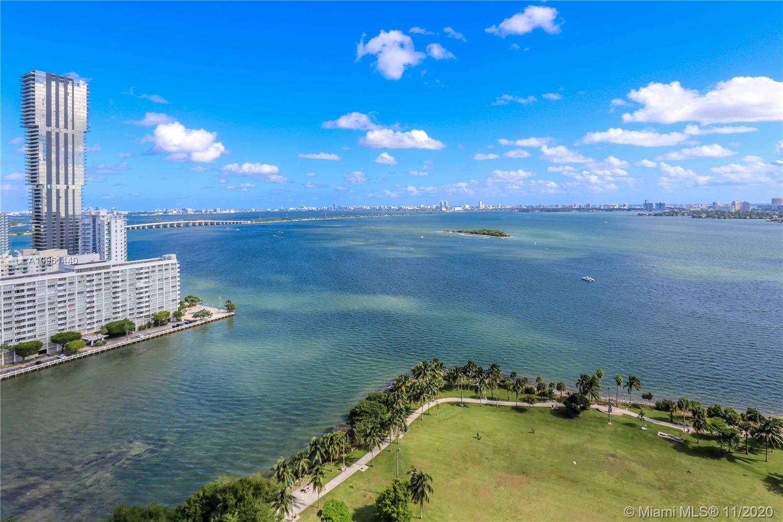Quantum on the Bay #2512 - 1900 N Bayshore Dr #2512, Miami, FL 33132