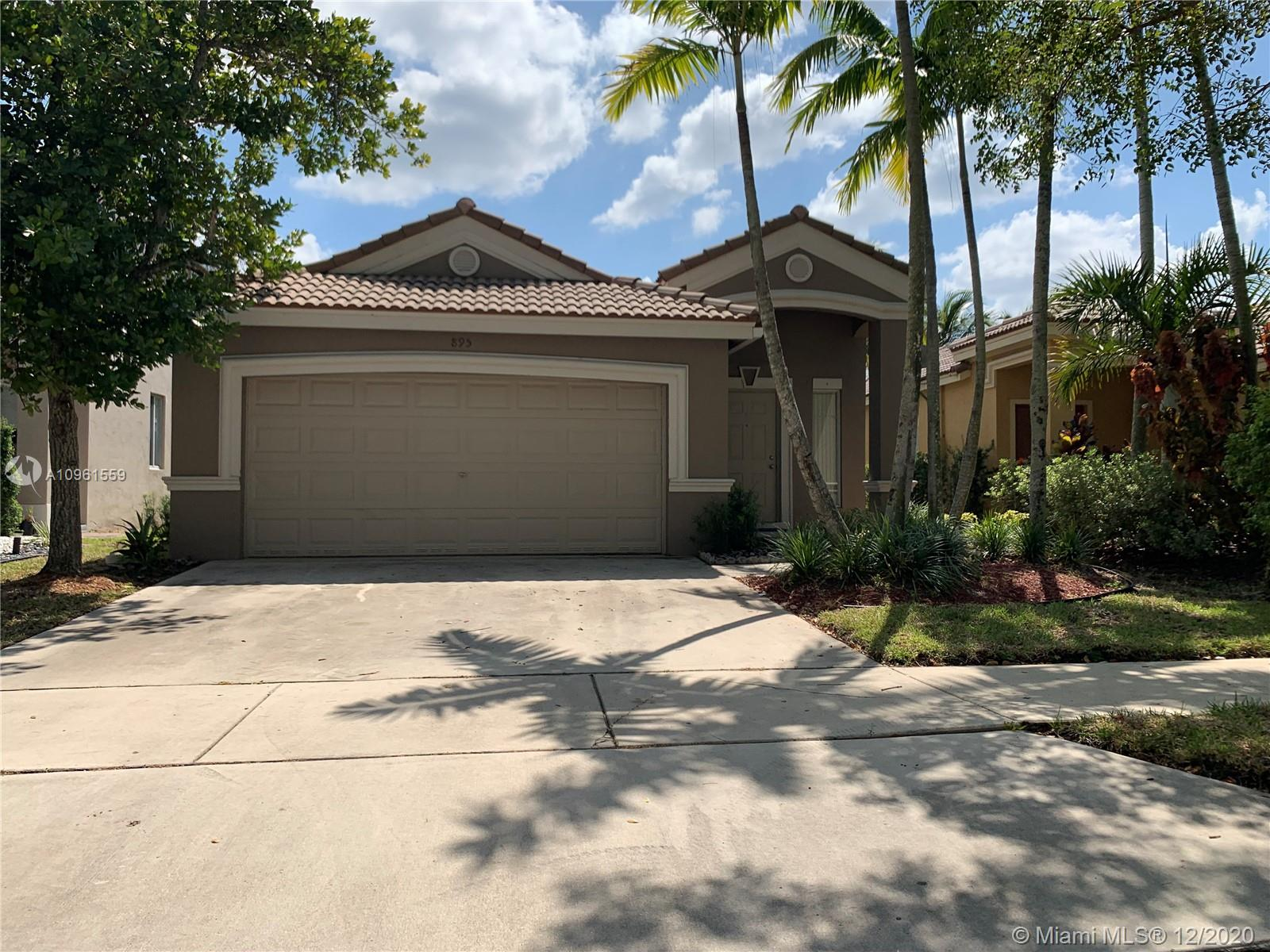 Weston - 895 Golden Cane Dr, Weston, FL 33327