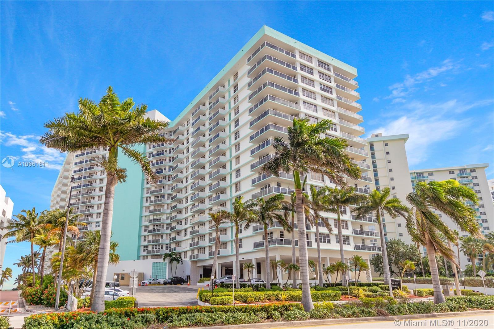 Sea Air Towers #PH23 - 3725 S Ocean Dr #PH23, Hollywood, FL 33019