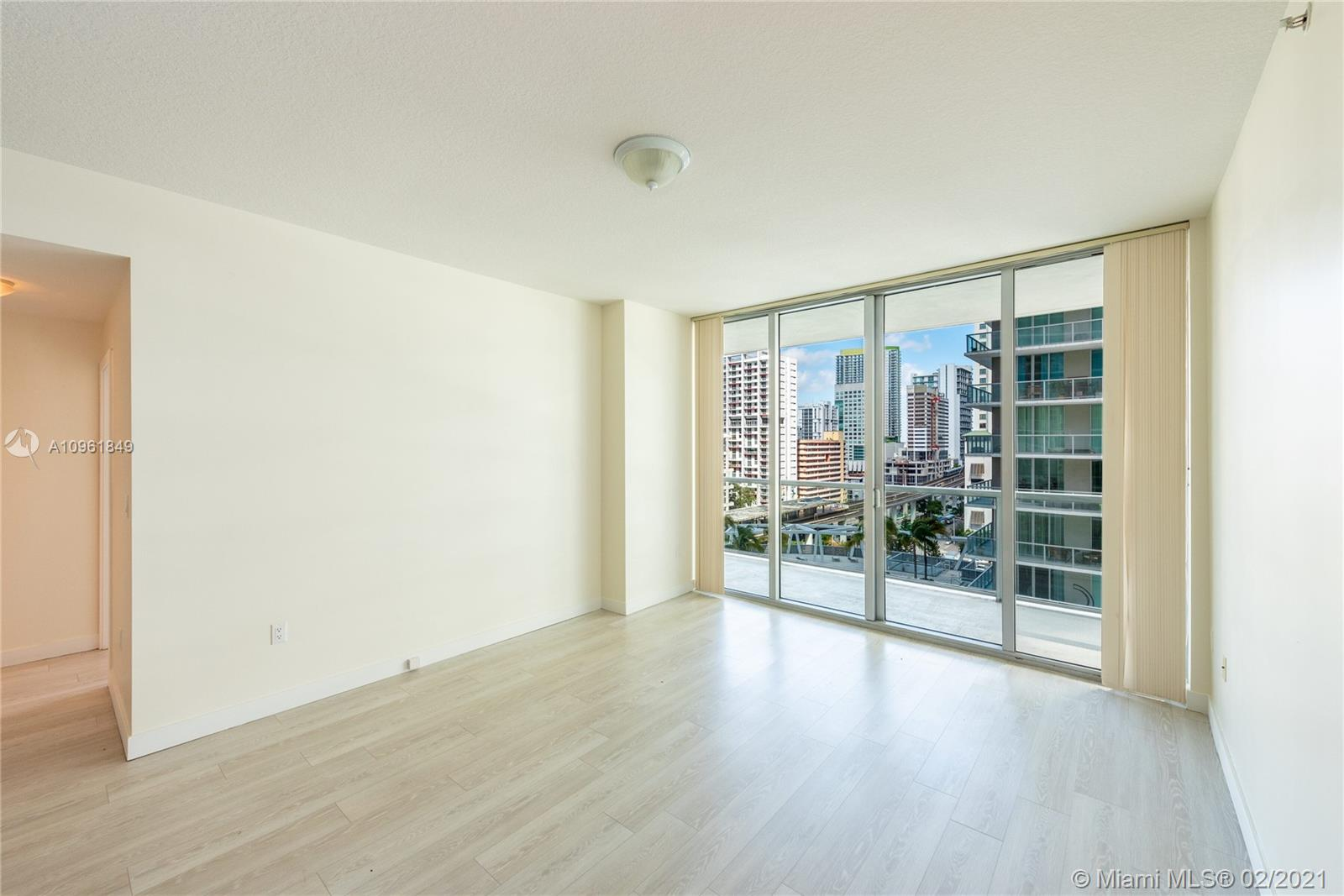 Axis on Brickell South Tower #1409-S - 79 SW 12th St #1409-S, Miami, FL 33130
