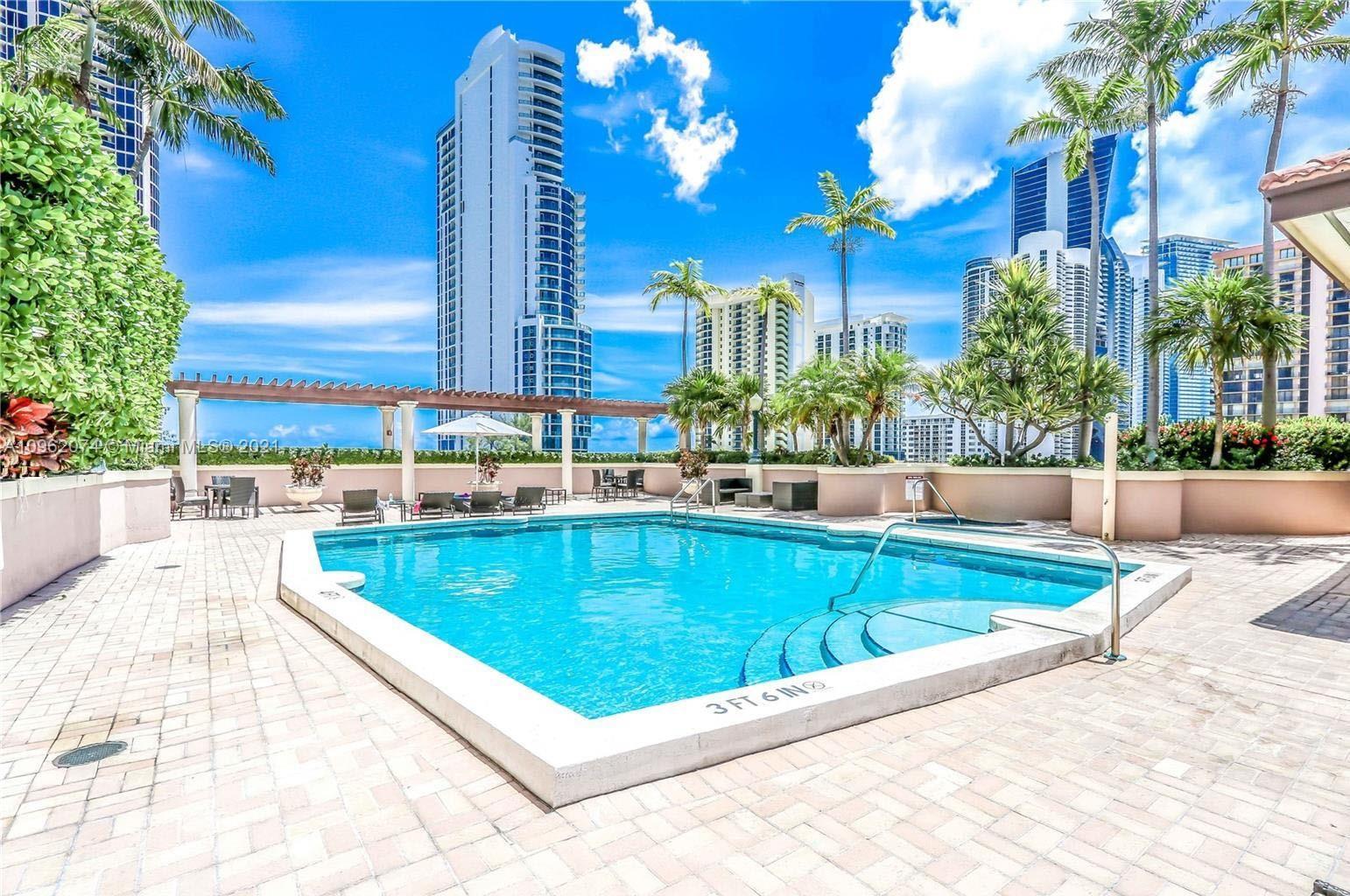 King David #606 - 17555 Atlantic Blvd #606, Sunny Isles Beach, FL 33160