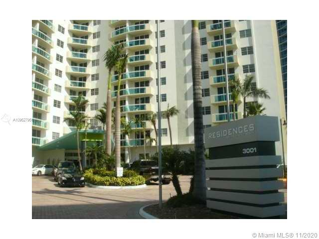 Residences on Hollywood East Tower #1421 - 3001 S Ocean Dr #1421, Hollywood, FL 33019