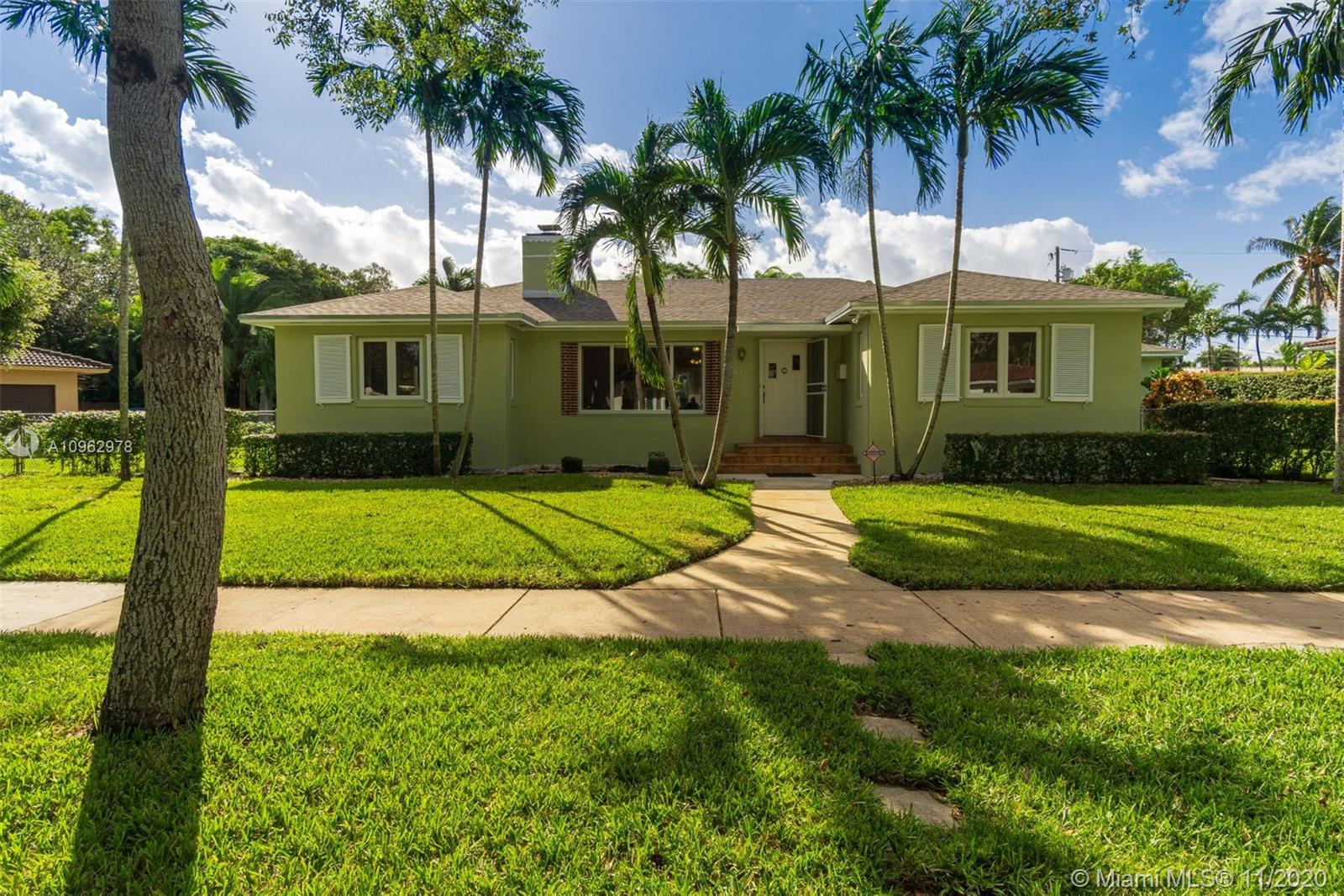 882 NE 97th St, Miami Shores, Florida 33138, 4 Bedrooms Bedrooms, ,3 BathroomsBathrooms,Residential,For Sale,882 NE 97th St,A10962978