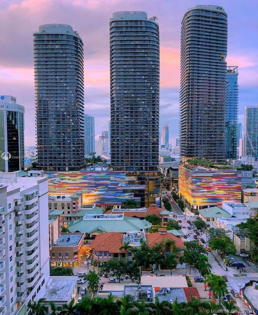 Brickell Heights East Tower #1908 - 45 SW 9th St #1908, Miami, FL 33130