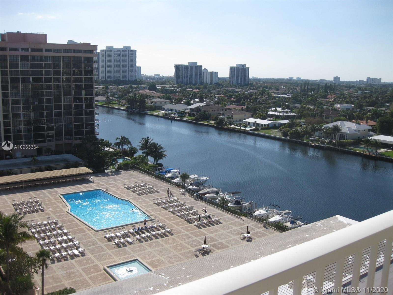 The Hemispheres Two #10M - 1965 S Ocean Dr #10M, Hallandale Beach, FL 33009