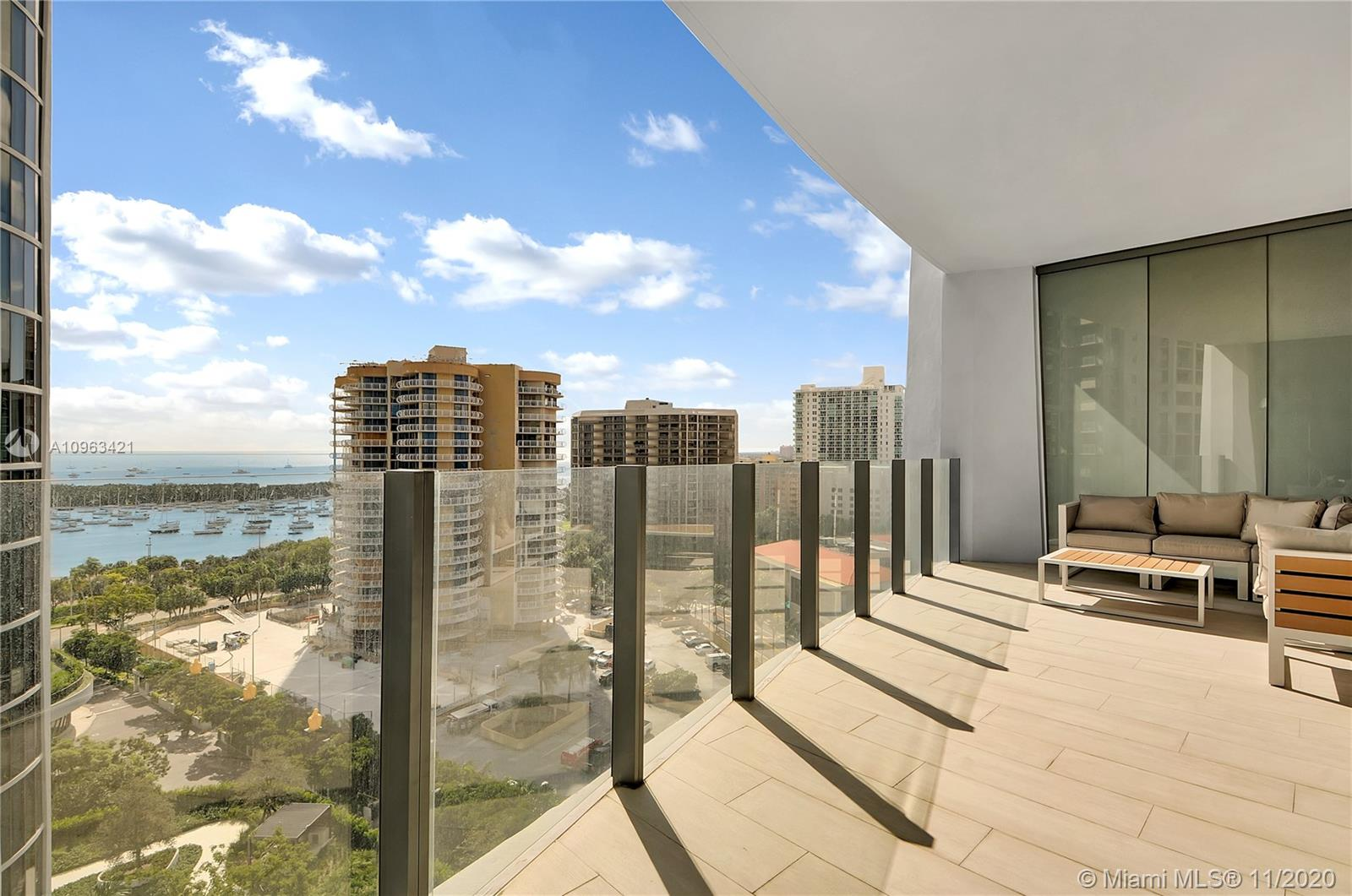 Park Grove Tower Three #1203 - 2831 S Bayshore Dr #1203, Miami, FL 33133