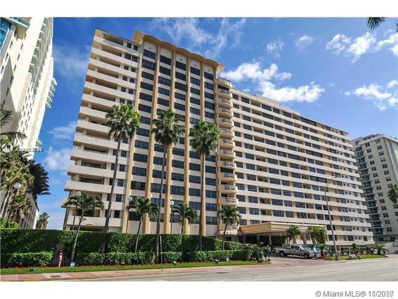 Carriage Club North Tower #1202 - 5005 Collins Ave #1202, Miami Beach, FL 33140