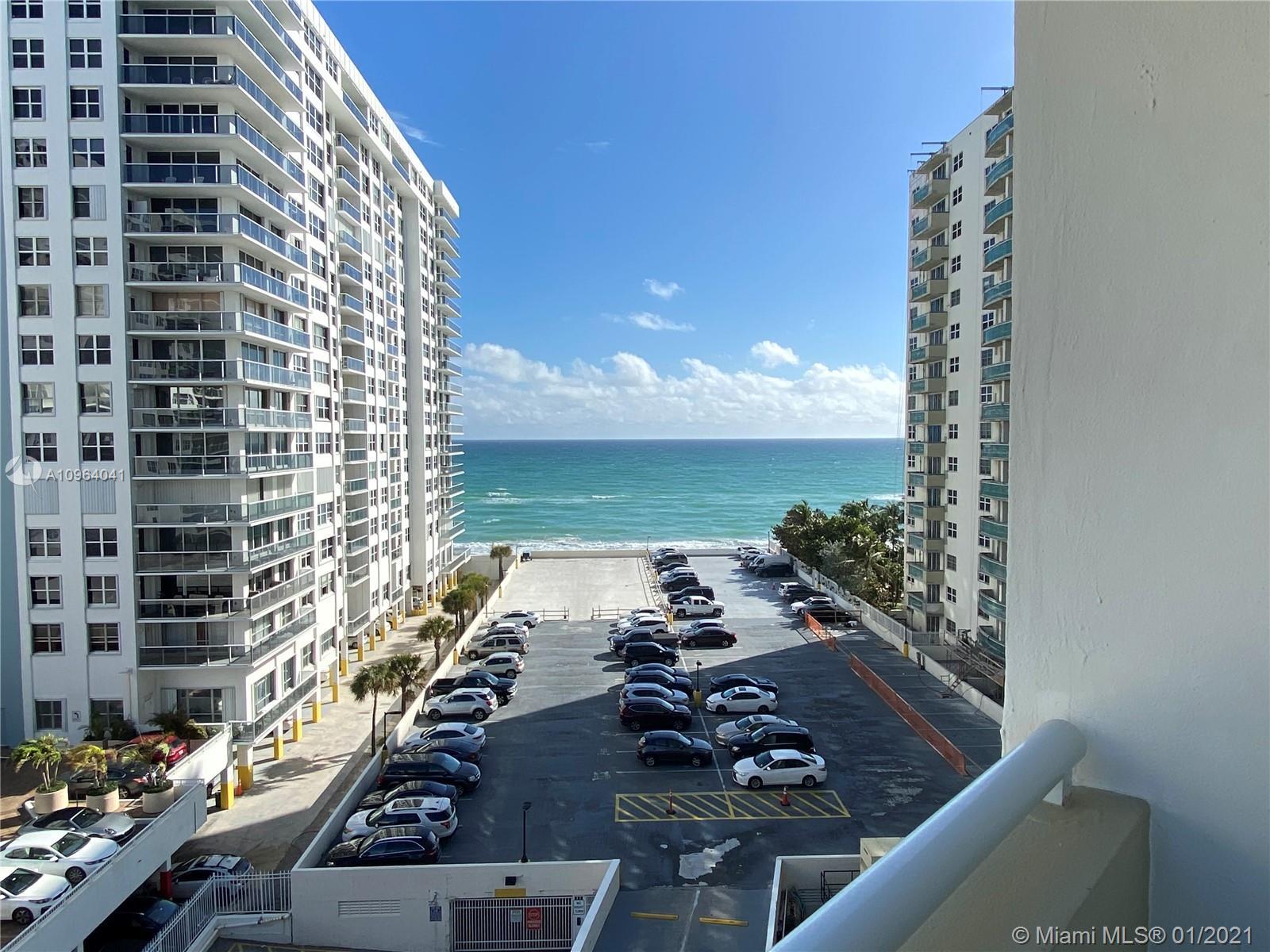 Residences on Hollywood East Tower #743 - 3001 S Ocean Dr #743, Hollywood, FL 33019