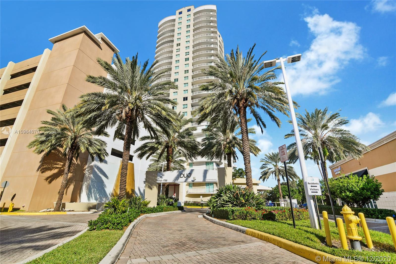 Duo Hallandale East #1504E - 1755 E Hallandale Beach Blvd #1504E, Hallandale Beach, FL 33009