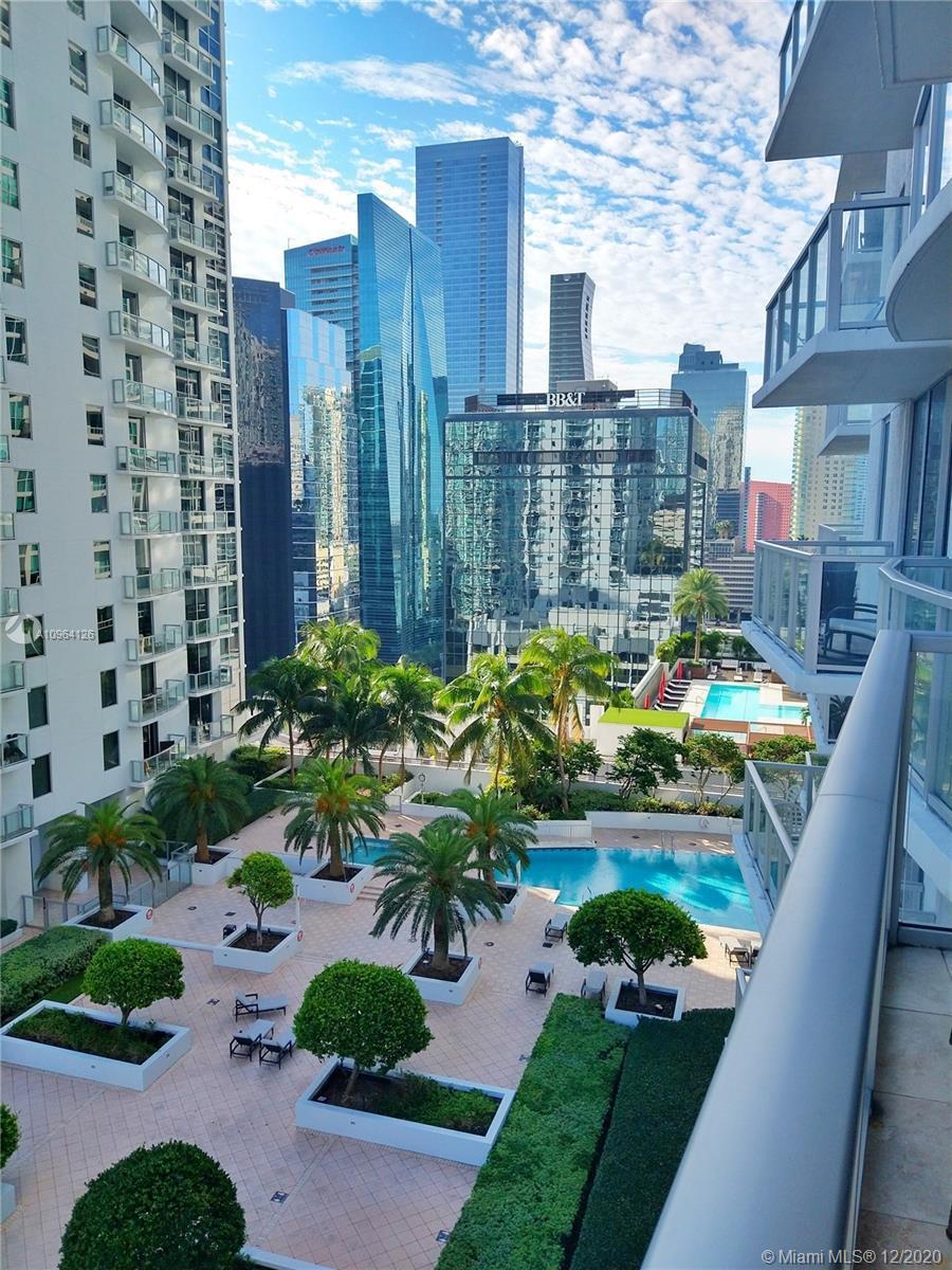 1060 Brickell East Tower #1804 - 1050 Brickell Ave #1804, Miami, FL 33131