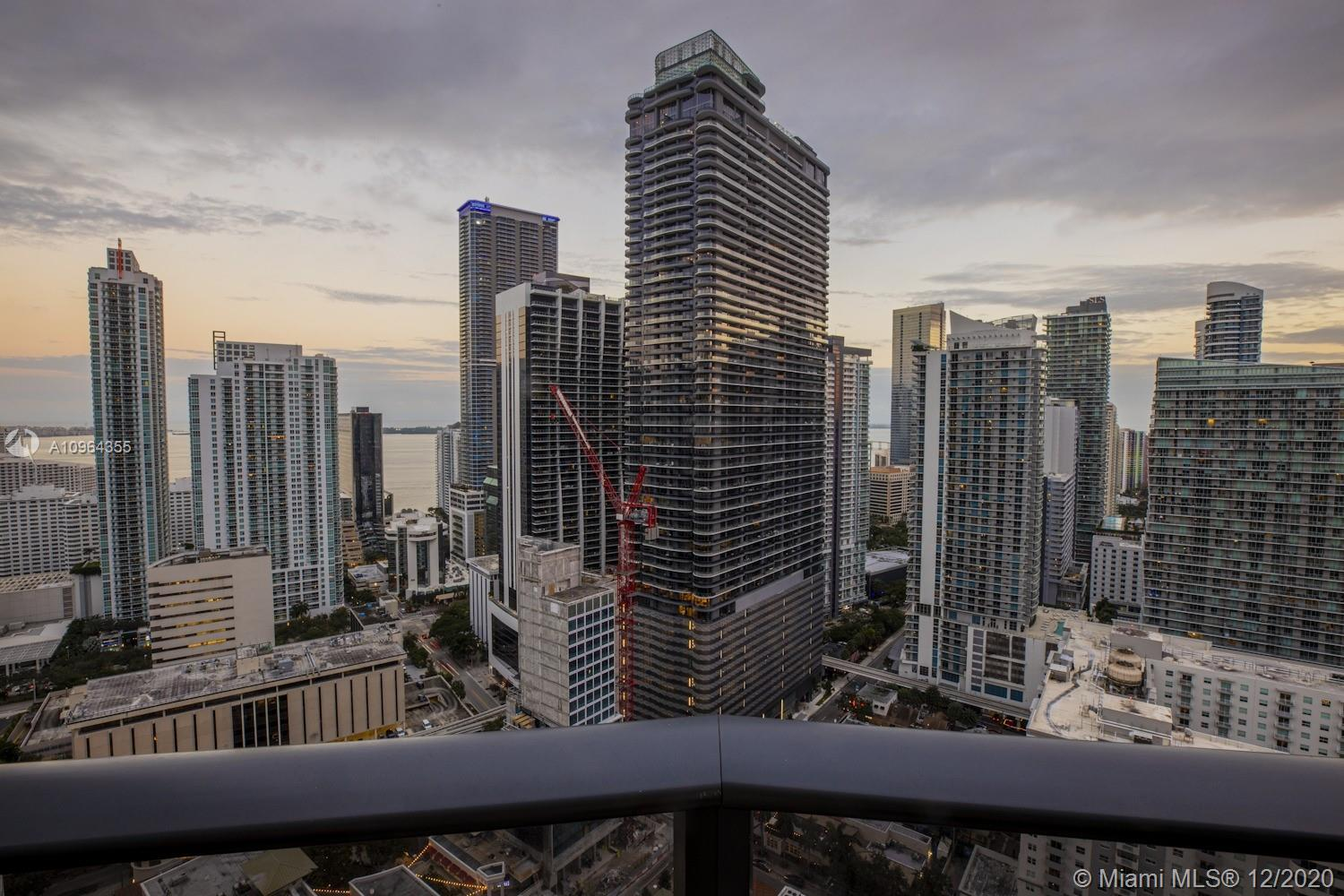 Brickell Heights West Tower #3303 - 55 SW 9th St #3303, Miami, FL 33130