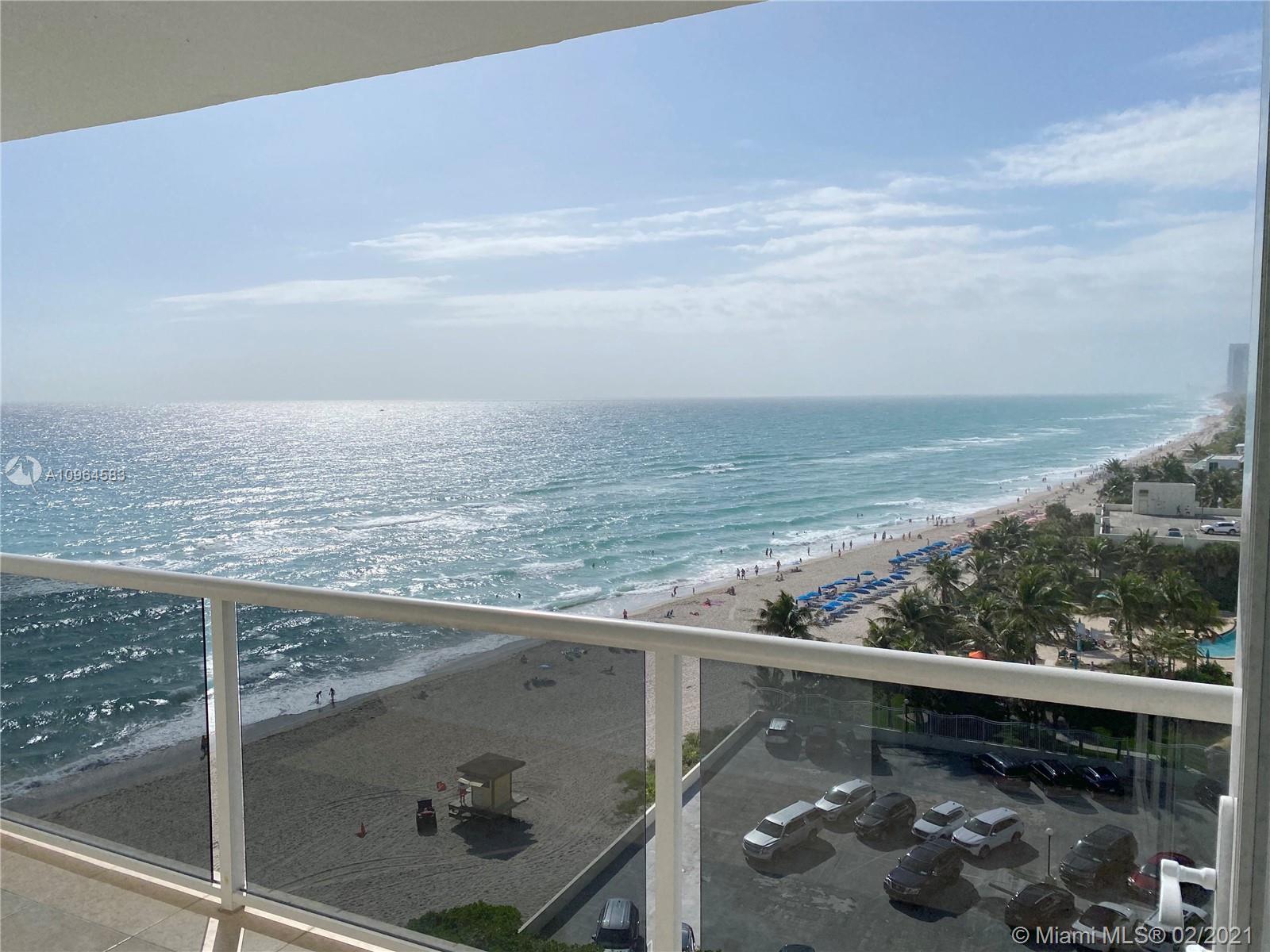 Sea Air Towers #1004 - 3725 S Ocean Dr #1004, Hollywood, FL 33019