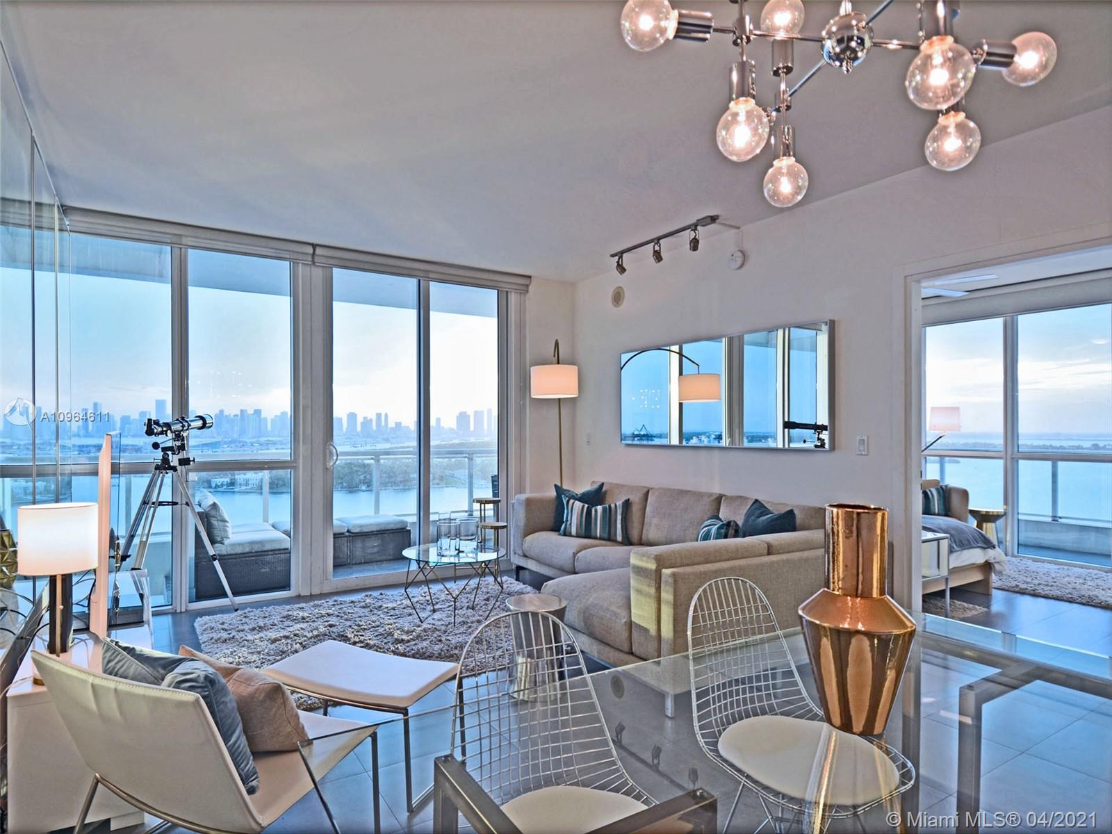 Bentley Bay North Tower #2114 - 540 WEST AV #2114, Miami Beach, FL 33139
