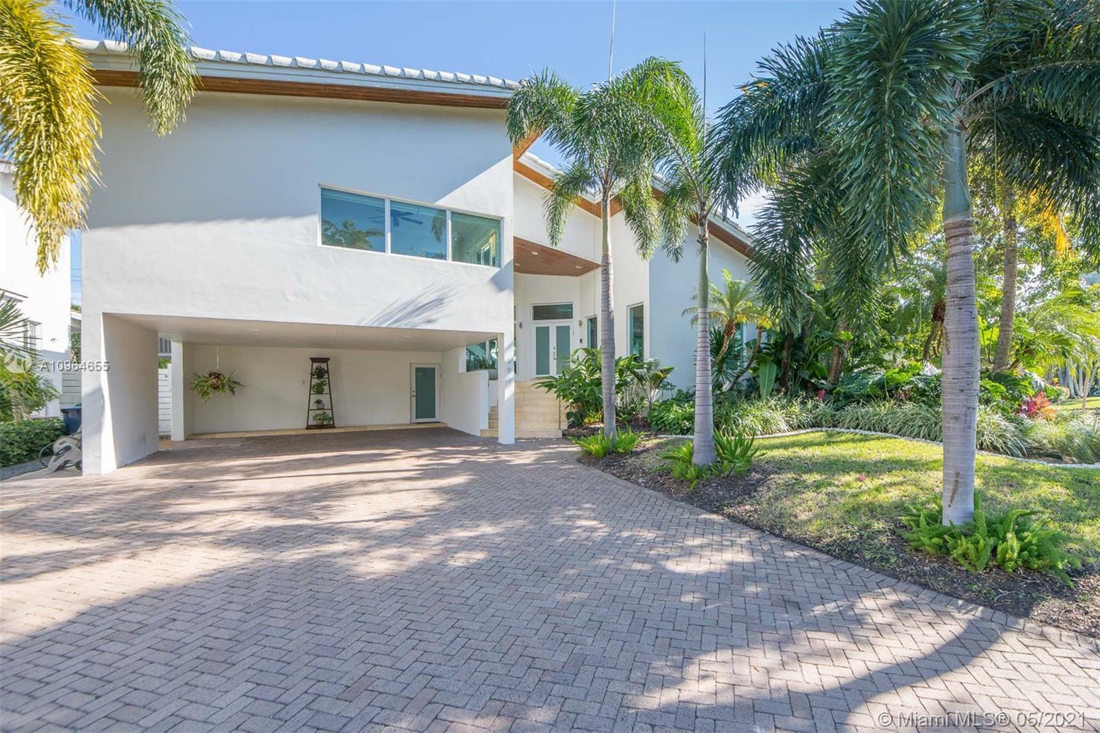 Biscayne Key Estates - 699 Glenridge Rd, Key Biscayne, FL 33149