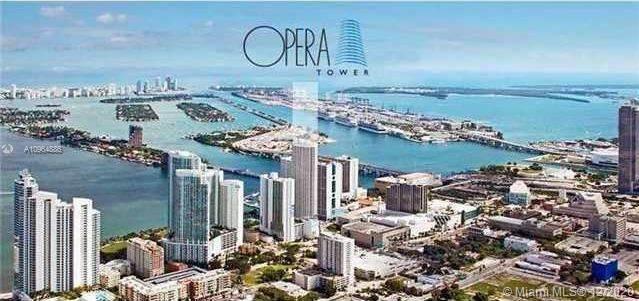 Opera Tower #5412 - 1750 N Bayshore Dr #5412, Miami, FL 33132