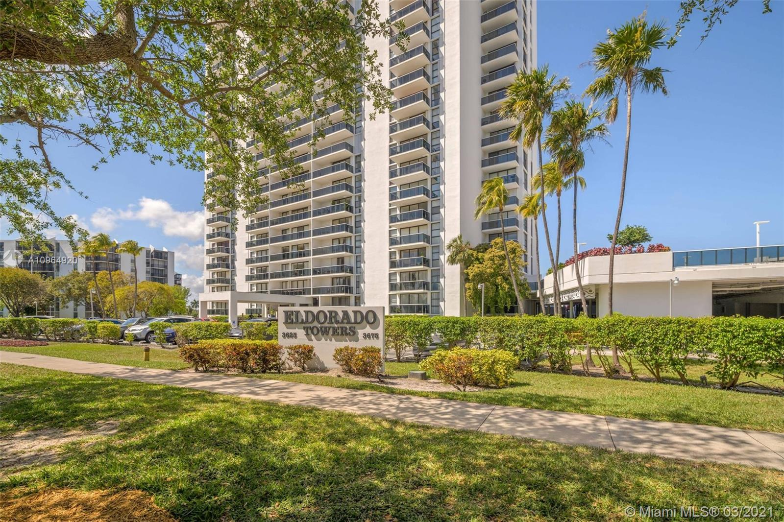 Eldorado Tower One #1004 - 3625 N Country Club Dr #1004, Aventura, FL 33180