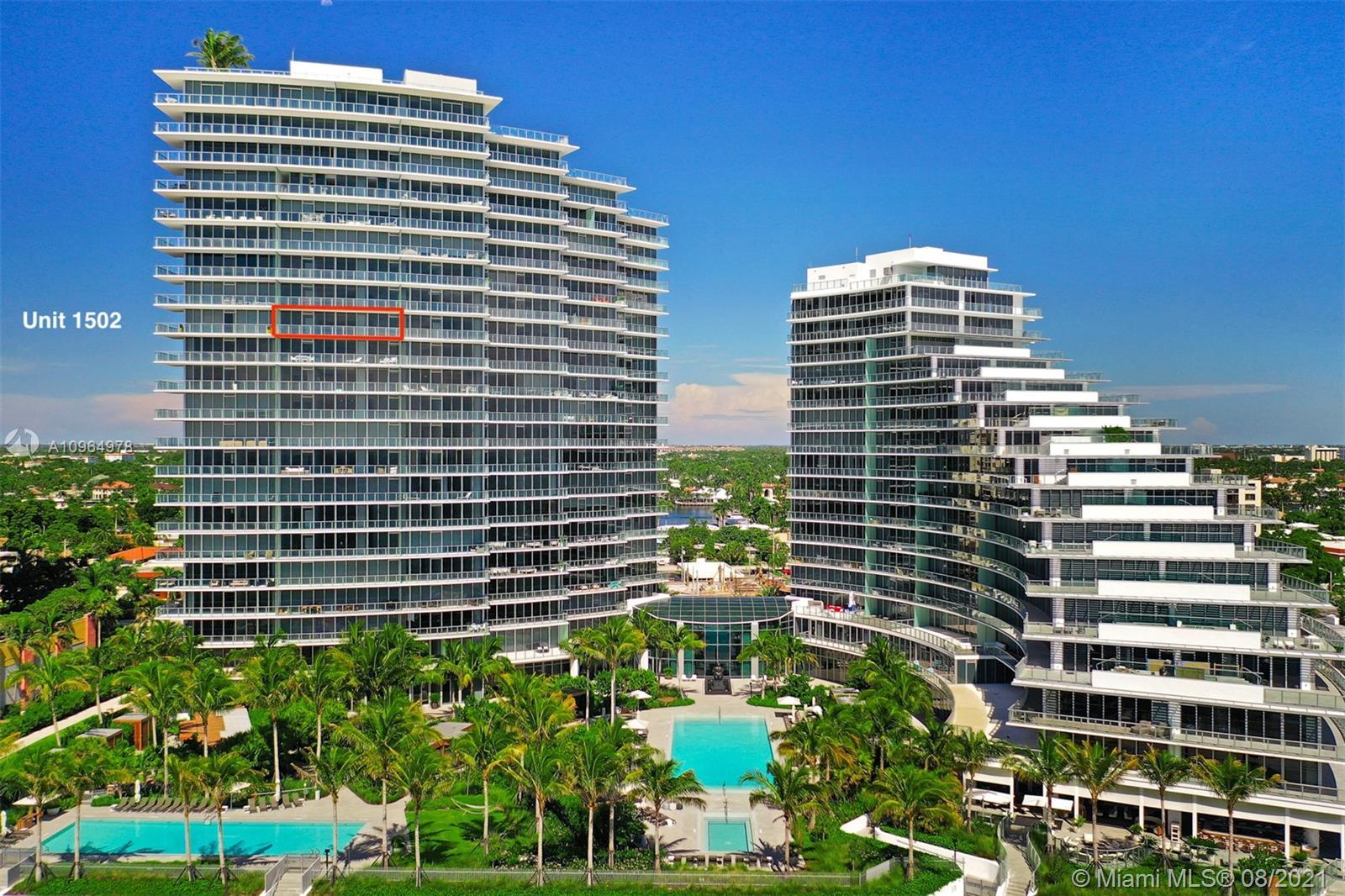 Auberge Beach Residences #S1502 - 2200 N Ocean Blvd #S1502, Fort Lauderdale, FL 33305
