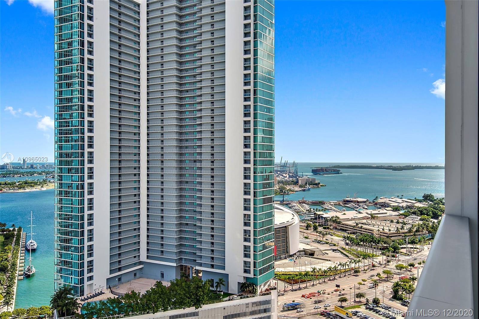 Paramount Miami Worldcenter #2601 - 851 NE 1st Avenue #2601, Miami, FL 33132