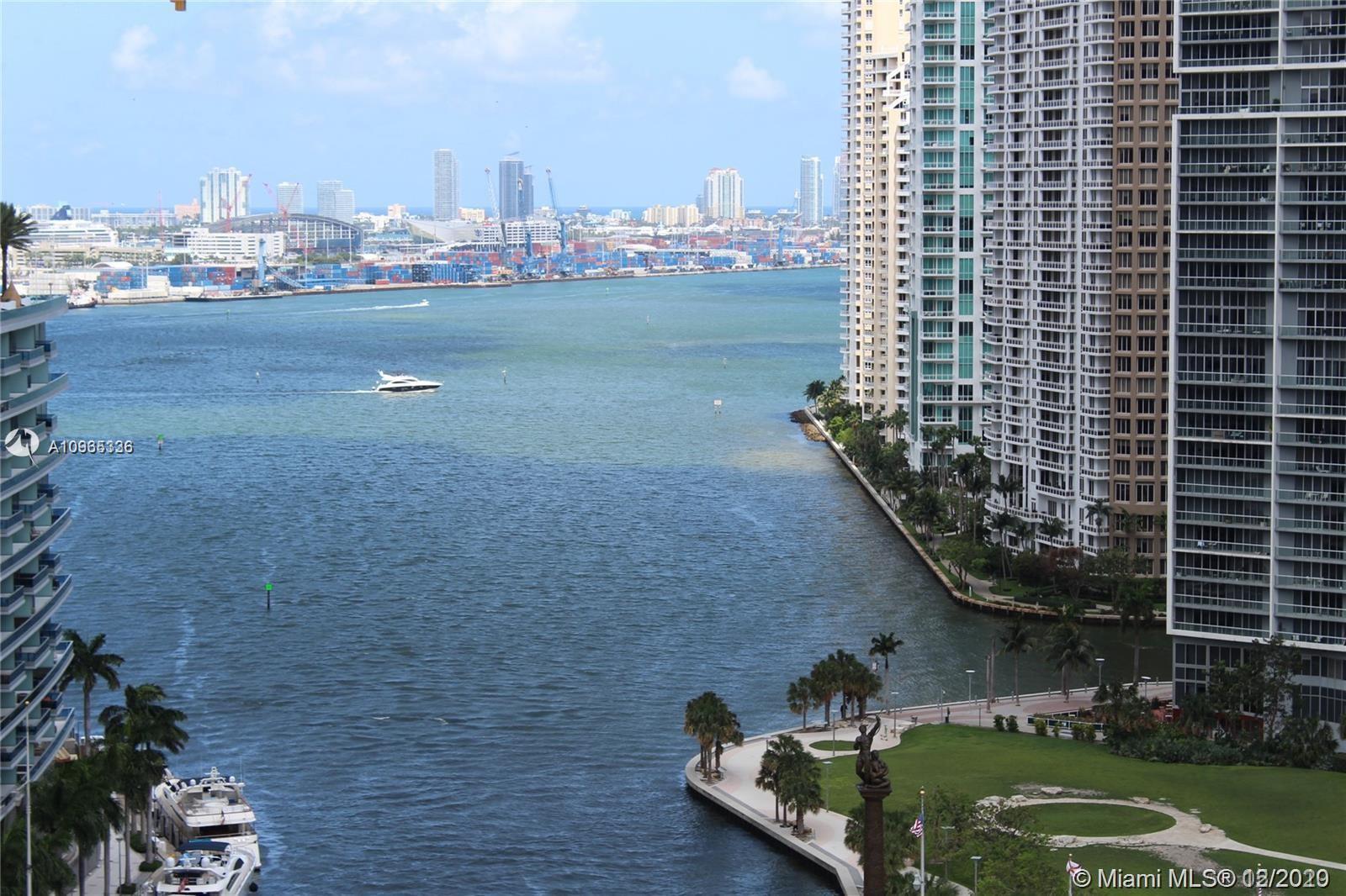 Brickell on the River North Tower #2104 - 31 SE 5th St #2104, Miami, FL 33131