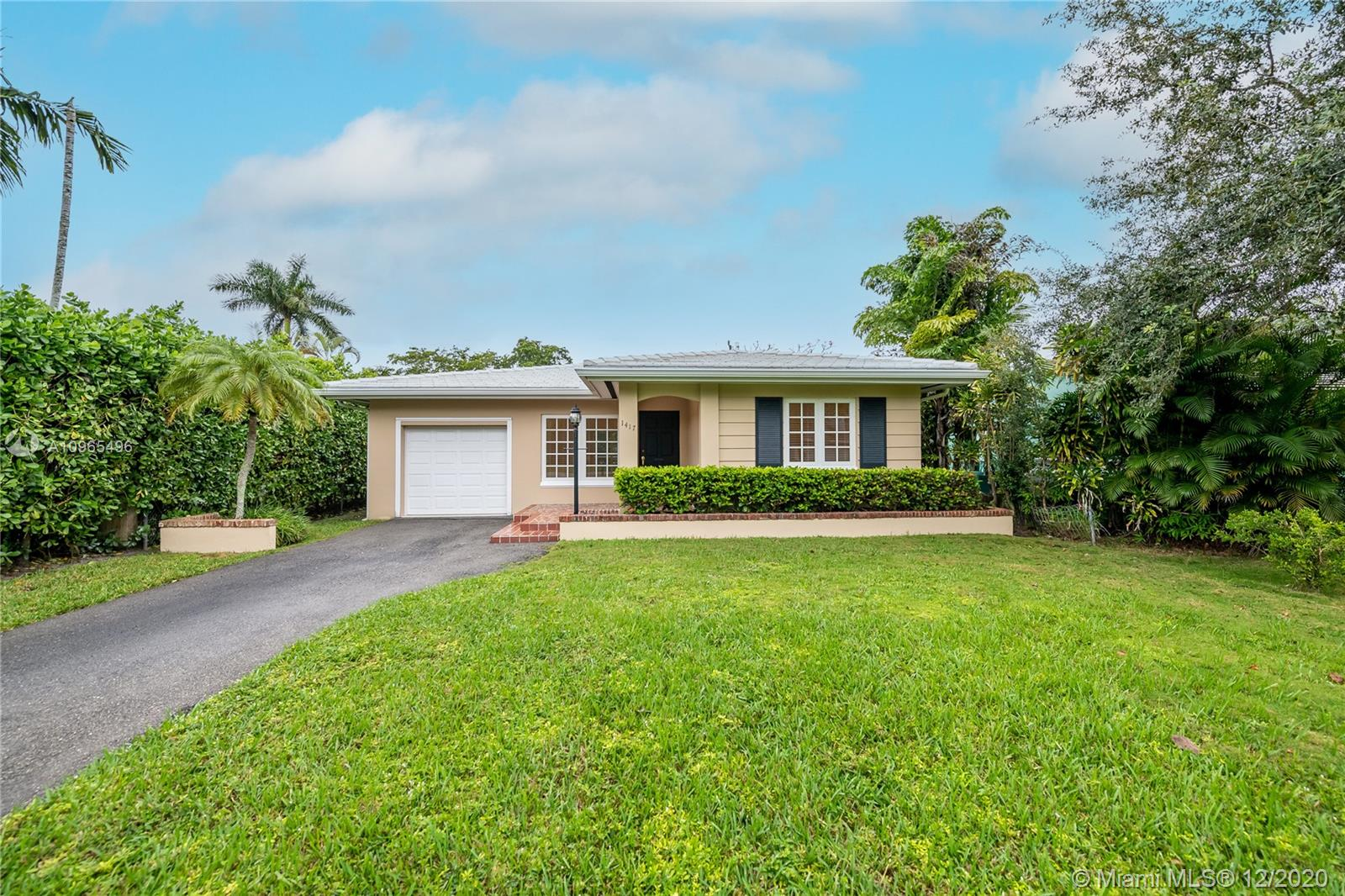 South Miami - 1417 Cantoria Ave, Coral Gables, FL 33146