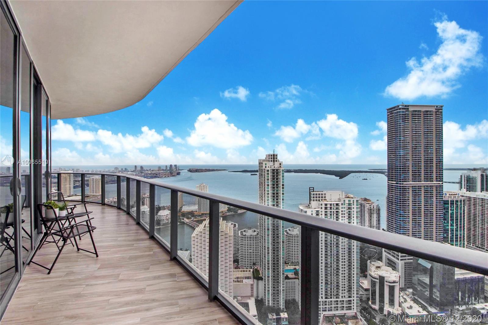 SLS Lux Brickell #5504 - 801 S Miami Ave #5504, Miami, FL 33130