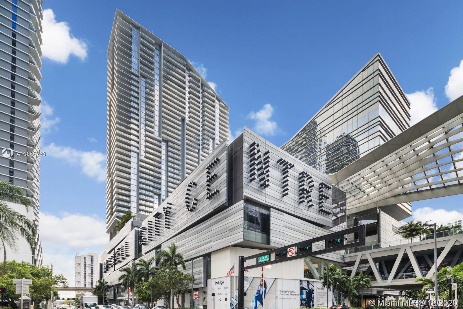 Rise Brickell City Centre #3210 - 88 SW 7th St #3210, Miami, FL 33130